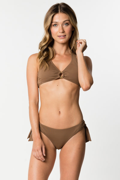 Bow & Ring Bikini Bottom
