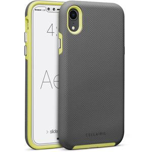 IPHONE XR - AERO GRIP GUNMETAL 33-0187002 - Accesorios y repuestos Celular Cellairis