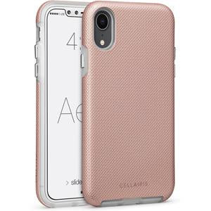 IPHONE XR - AERO GRIP ROSE GOLD 33-0187003 - Accesorios y repuestos Celular Cellairis