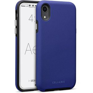 IPHONE XR - AERO GRIP DARK BLUE	33-0187005 - Accesorios y repuestos Celular Cellairis