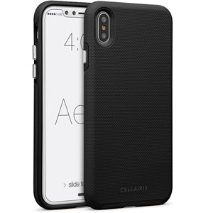 iPhone Xs Max - Aero Grip Midnight 33-0188001 - Accesorios y repuestos Celular Cellairis