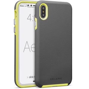 iPhone XS Max - Aero Grip Gunmetal 33-0188002 - Accesorios y repuestos Celular Cellairis