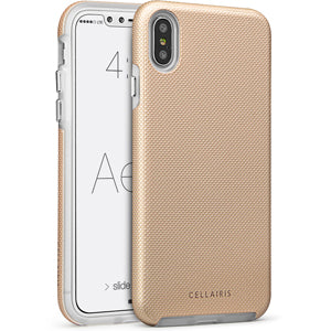 iPhone XS Max - Aero Grip Gold 33-0188004 - Accesorios y repuestos Celular Cellairis