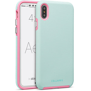 iPhone XS Max - Aero Grip Opposite Attract 33-0188006 - Accesorios y repuestos Celular Cellairis