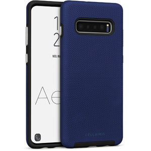 SS S10 Plus - Aero Grip Navy Blue 33-0203005 - Accesorios y repuestos Celular Cellairis