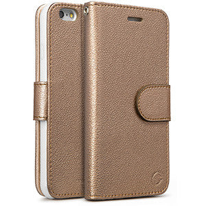 iPhone 6/S+ - Agenda Dorada 39-0024072 - Accesorios y repuestos Celular Cellairis