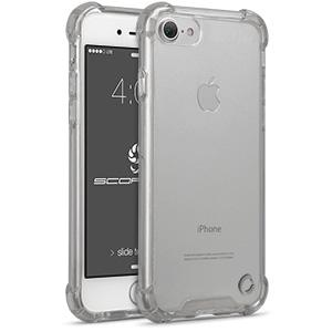 IPHONE 7/ 8 - SCORPION COLOSSUS CLEAR/CLEAR 39-0665008 - Accesorios y repuestos Celular Cellairis