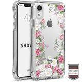 IPHONE XR - SHOWCASE CLEAR FLORAL BLOSSOM 40-0007002 - Accesorios y repuestos Celular Cellairis