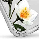 IPHONE XR - SHOWCASE CLEAR FLORAL JASMINE 40-0007008 - Accesorios y repuestos Celular Cellairis