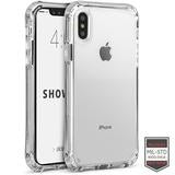 IPHONE X/XS - SHOWCASE CLEAR/CLEAR	40-0009054 - Accesorios y repuestos Celular Cellairis