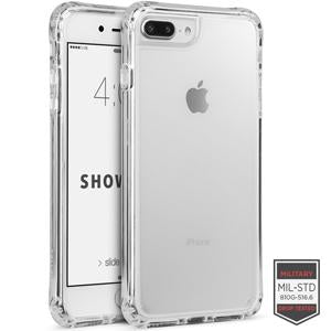 IPHONE 7 PLUS/8 PLUS - SHOWCASE CLEAR/ CLEAR 40-0012054 - Accesorios y repuestos Celular Cellairis