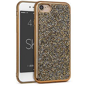Estuche iPhone 7 - Skin Rock Candy Dorado 42-0067039 - Accesorios y repuestos Celular Cellairis