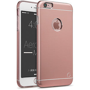 iPhone 6/S+ - Aero Metal Rose Gold 50-0076058 - Accesorios y repuestos Celular Cellairis