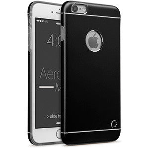 Estuche iPhone 6/S+ - Aero Metal Black 50-0076063 - Accesorios y repuestos Celular Cellairis