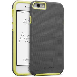 IPHONE 6/6S - AERO GRIP GUNMETAL 50-0076086 - Accesorios y repuestos Celular Cellairis