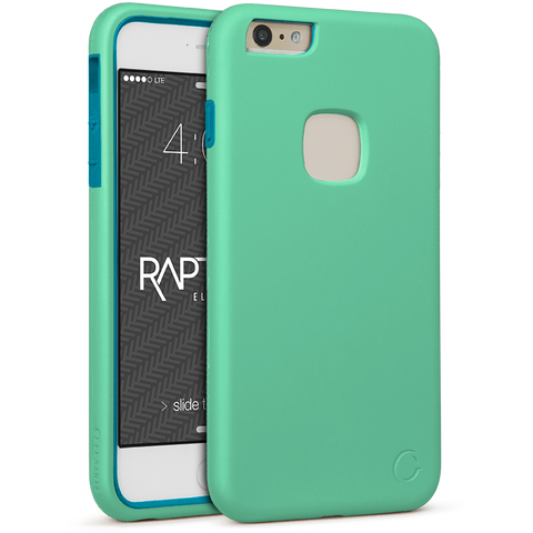 iPhone 6 - Rapture Green Mint 840063188600 - Accesorios y repuestos Celular Cellairis