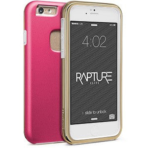 iPhone 6/6S - Rapture Gold/ Hot Pink	840063188631 - Accesorios y repuestos Celular Cellairis