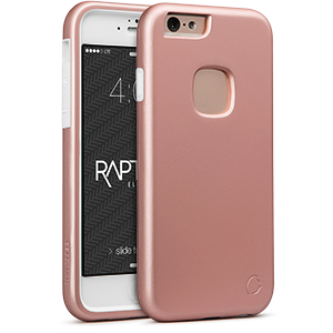 Estuche Iphone 6/6s Rapture Rosado/blanco 81-0010021 - Accesorios y repuestos Celular Cellairis