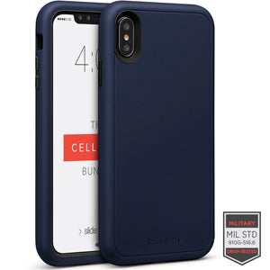 Rapture Navy Blue/Black Matte Finish 81-0012006 - Accesorios y repuestos Celular Cellairis