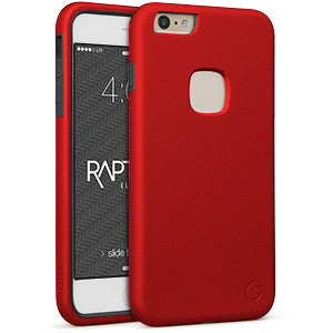 iPhone 6+ - Rapture Red/Dark Gray 81-0020007 - Accesorios y repuestos Celular Cellairis