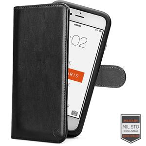 IPHONE 6/6S PLUS - RAPTURE DIARY CABRIO BLACK 81-0020026 - Accesorios y repuestos Celular Cellairis