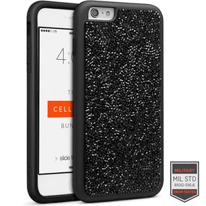 IPHONE 6/6S PLUS- RAPTURE ROCK CANDY MIDNIGHT BLACK 81-0020028 - Accesorios y repuestos Celular Cellairis
