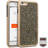 IPHONE 6/6S PLUS- RAPTURE ROCK CANDY GOLD 81-0020030 - Accesorios y repuestos Celular Cellairis