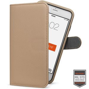 IPHONE 6/6S PLUS - RAPTURE DIARY CABRIO NATURAL TAN 81-0020041 - Accesorios y repuestos Celular Cellairis
