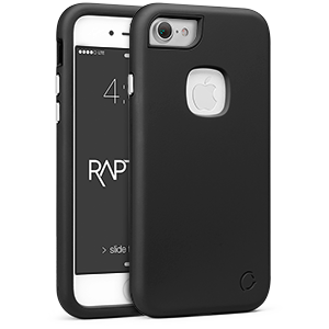 Estuche iPhone 7 - Rapture Negro Mate 81-0040001 - Accesorios y repuestos Celular Cellairis