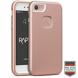 iPhone 7 - Rapture Rose Gd/Wh Matte 81-0040004 - Accesorios y repuestos Celular Cellairis