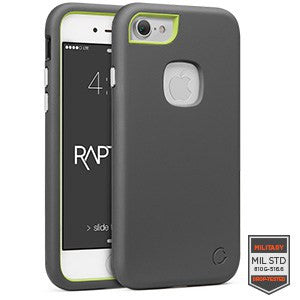 iPhone 7 - Rapture Gunme/Citron Matt 81-0040005 - Accesorios y repuestos Celular Cellairis