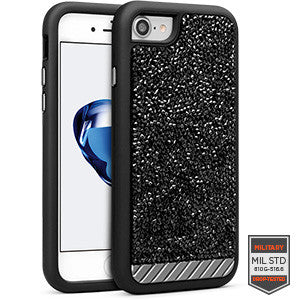 iPhone 7 - Rapture Rock Candy Midn Bk 81-0040016 - Accesorios y repuestos Celular Cellairis