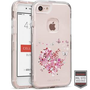 IPHONE 7 - RAPTURE CLEAR HEART BREAK 81-0040100 - Accesorios y repuestos Celular Cellairis