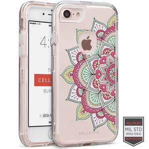 IPHONE 7/8 - RAPTURE CLEAR HENNA PINK 81-0040110 - Accesorios y repuestos Celular Cellairis