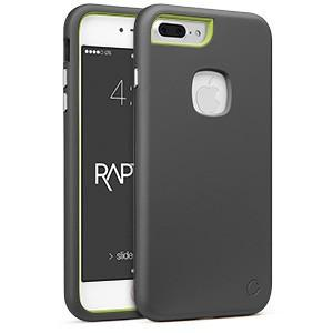 ESTUCHE IPHONE 7 PLUS - RAPTURE GRIS/ VERDE 81-0050005 - Accesorios y repuestos Celular Cellairis