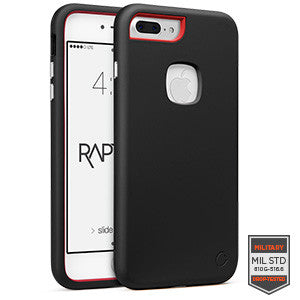 iPhone 7 plus - Rapture Black/Red Matte 81-0050053 - Accesorios y repuestos Celular Cellairis