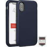 IPHONE X/XS - RAPTURE NAVY BL/BK MATTE	81-0060005 - Accesorios y repuestos Celular Cellairis