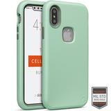 IPHONE X/XS - RAPTURE AQUA/AQUAM METALL	81-0060007 - Accesorios y repuestos Celular Cellairis