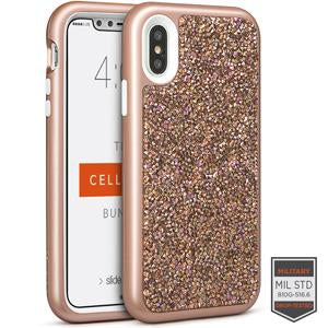 IPHONE X/XS - RAPTURE ROCK CANDY ROSE GO	81-0060013 - Accesorios y repuestos Celular Cellairis