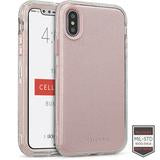 IPHONE X/XS - RAPTURE CLR SL GLITTER/PK	81-0060020 - Accesorios y repuestos Celular Cellairis
