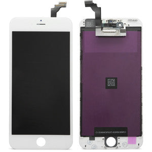Pantalla LCD para iPhone 6 Plus blanco