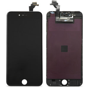 Pantalla LCD para iPhone 6 Plus negro 90-0001009 - Accesorios y repuestos Celular Cellairis
