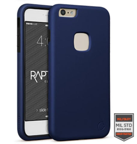 IPHONE 6/S PLUS - RAPTURE NAVY/BLACK MATTE FINISH 81-0020002 - Accesorios y repuestos Celular Cellairis