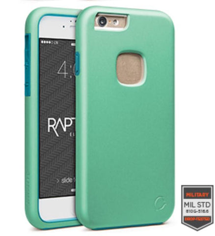 IPHONE 6/S PLUS - RAPTURE GREEN MINT MATTE FINISH	81-0020015 - Accesorios y repuestos Celular Cellairis