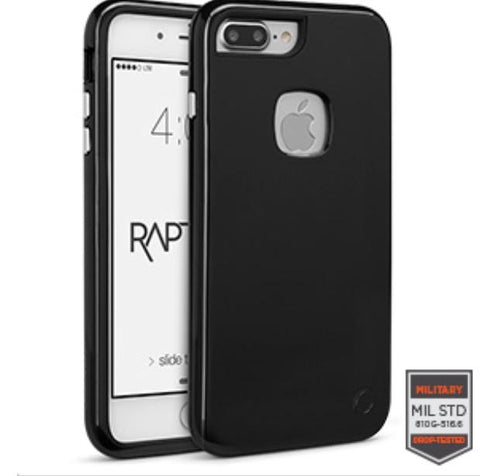 IPHONE 7 PLUS - RAPTURE BLACK/BLACK GLOSS FINISH	81-0050051 - Accesorios y repuestos Celular Cellairis