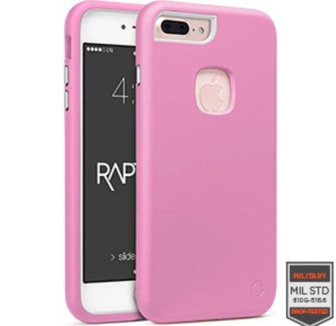IPHONE 7 PLUS - RAPTURE PASTEL LIGHT LAVENDER/WHITE MATTE FINISH	81-0050006 - Accesorios y repuestos Celular Cellairis