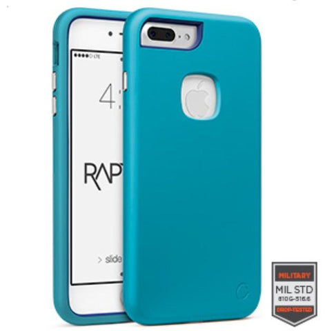IPHONE 7/8 PLUS - RAPTURE BLUE CLASSIC MATTE FINISH 81-0050060 - Accesorios y repuestos Celular Cellairis