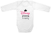 Funny Adorable Baby Tee Time Disney Princess In Training Baby Onesie