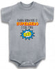 Every baby has a superhero I call mine DAD cute infant clothing funny baby clothes one piece bodysuit romper creeper