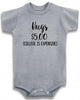 Adorable Funny Baby Tee Time Hugs $5.00 (College is Expensive) Baby Onesie